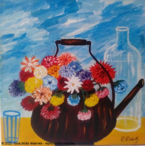Catherine Dutailly - Douceur estivale