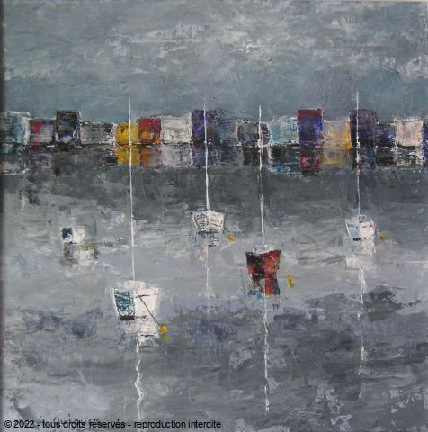 Meryl QUIGUER - City moorings