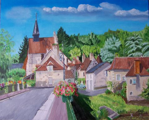 ClaudeArt - Angles sur l'Anglin