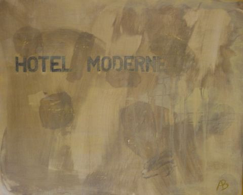 Alain Bouthier - Hotel Moderne 1