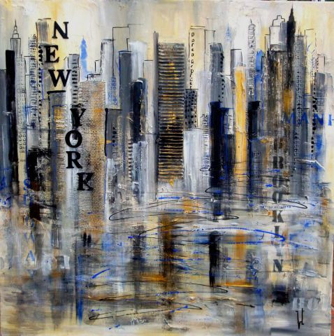 VERONIKA L - souvenir from New York