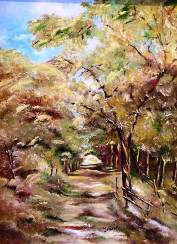 Irene Malevic - Allee Sous-Bois No1