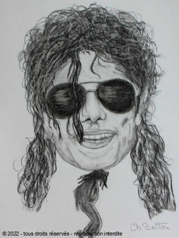 Michael jackson dessin cbetton - Dessin de michael jackson ...