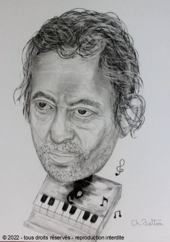 CBETTON - Serge GAINSBOURG