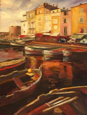 guy ayach - saint tropez