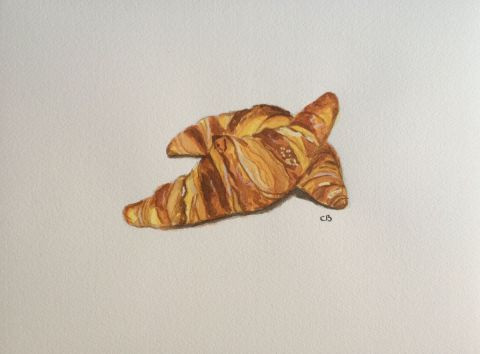 Catherine Brunet - Croissants