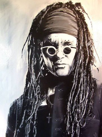 wilfried forgues  - Al Jourgensen