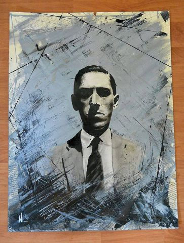 wilfried forgues  - HP Lovecraft