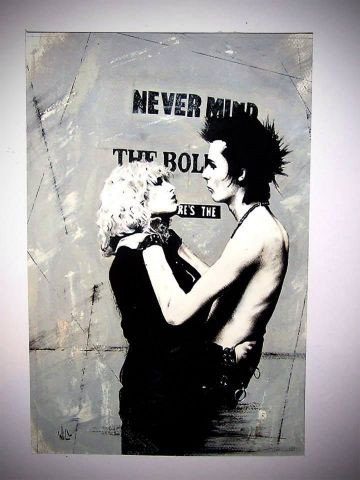 wilfried forgues  - Sid and Nancy