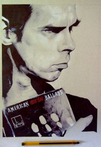 wilfried forgues  - Nick Cave 2