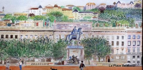 clau - LA PLACE BELLECOUR