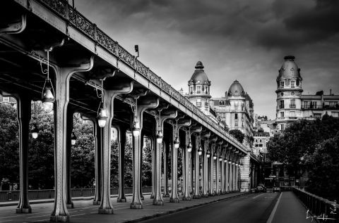 Lymatly Photos - Pont Bir Hakeim