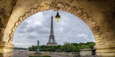 Lymatly Photos - Tour Eiffel, Pont Bir Hakeim