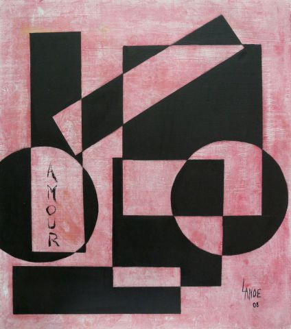 LANOE - AMOUR A GEOMETRIE VARIABLE