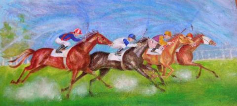 chantal trubert - galop