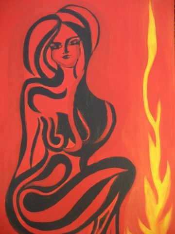ALTAIR - La Femme et  le FeuThe Woman and Fire