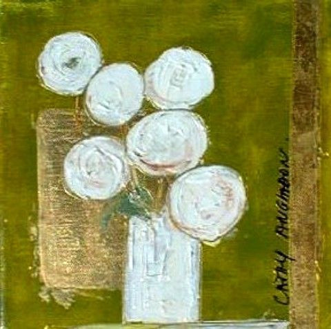 cathy angladon - bouquet vert