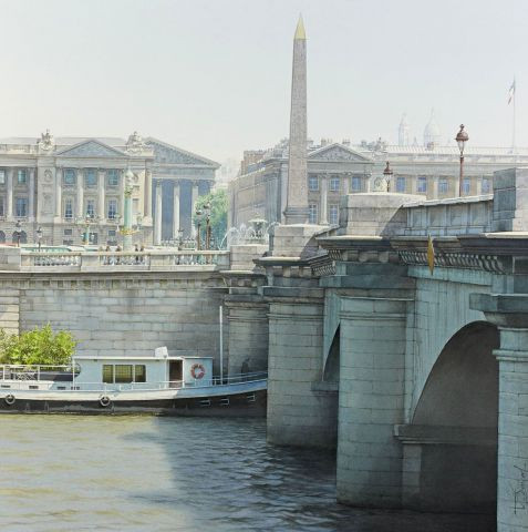 Thierry Duval - Le grand Carré de Paris