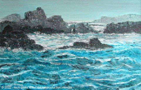 Catherine Dutailly - Ouessant