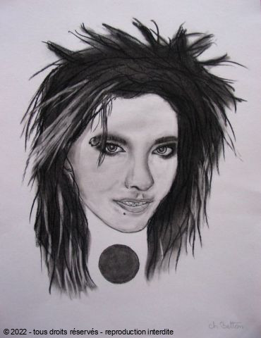 CBETTON - Bill des Tokio Hotel