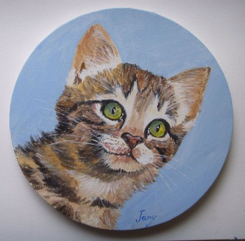 jany de Mougins - CHAT