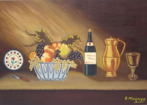 Eliane MINGOIA - Nature Morte