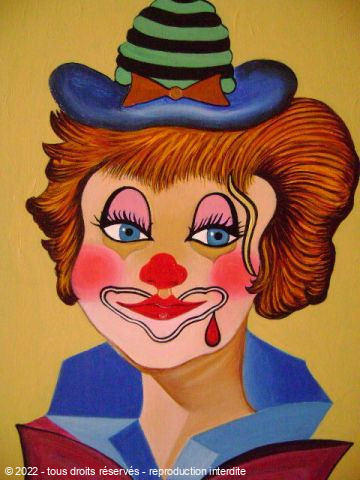 Liseletoudic - clown