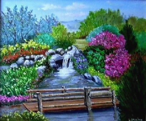 L 39 artiste darrieux le jardin extraordinaire 2 for Jardin extraordinaire