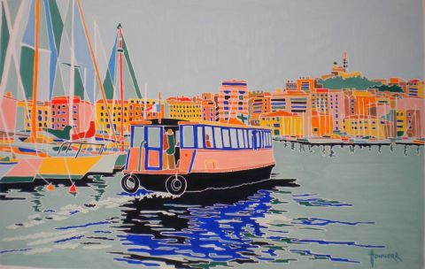 vincent honnore - FERRY  BOAT