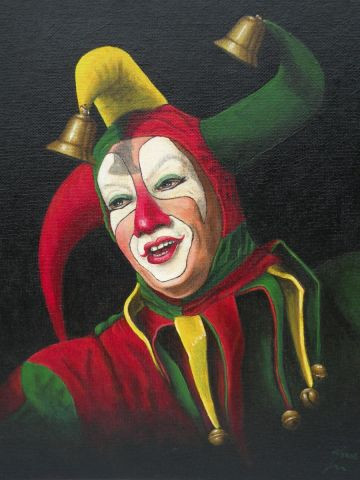 Marcel Hoppenbrouwers - The Fool