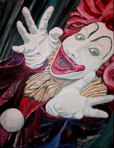 FAP - le clown rouge