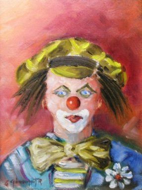 Robert Grimonpont - Clown