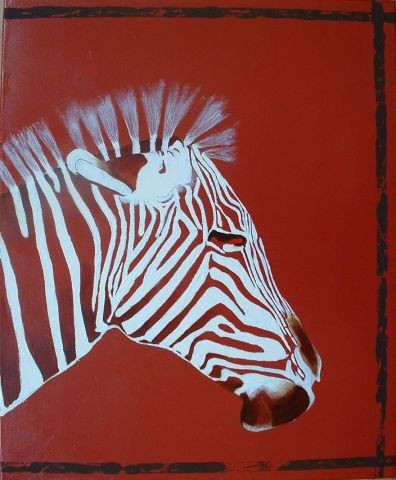 chloe bailly - zebre rouge