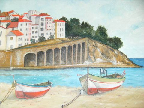 CLAUDEM - PORT DE COLLIOURE