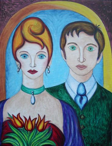 Stephane CUNY - Le couple