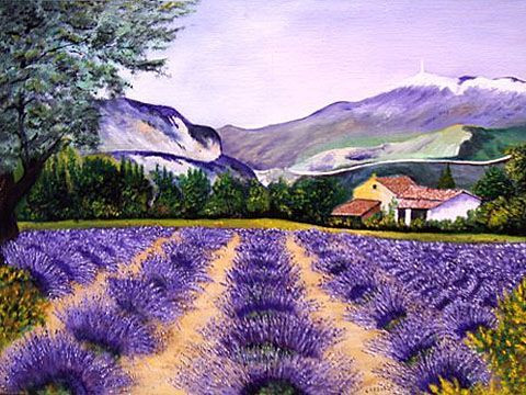 JEAN CHAZOT - MA PROVENCE