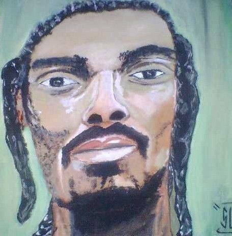 SLNstreetart - SNOOP DOGG