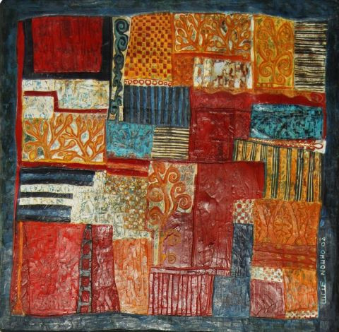 lucie nouho - patchwork