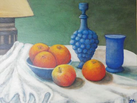 JMR - Nature morte aux fruits