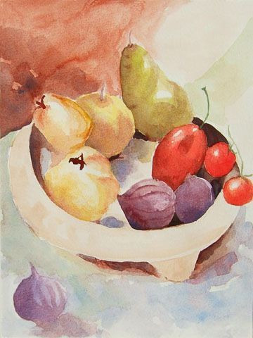 patricia - Nature morte aux figues