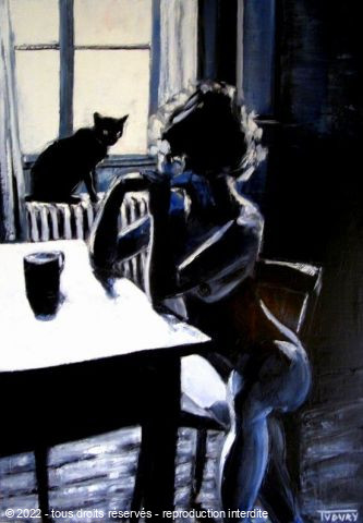 Tudury Gallery - Le chat noir