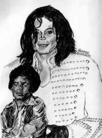 Michael jackson dessin formol - Dessin de michael jackson ...