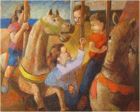 bruno gaulin - Le manege