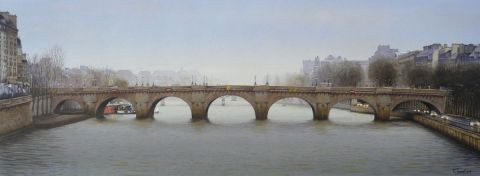 Thierry Duval - Le pont Neuf 2009