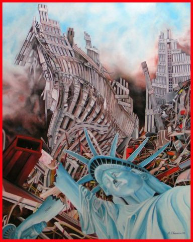 andre chavanne - world trade center