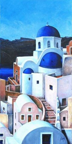 Henri CAPELL - Cyclades 05