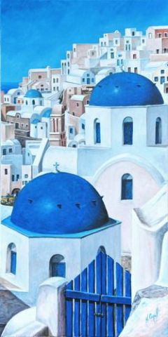 Henri CAPELL - Cyclades 01