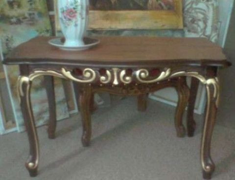 niescior - table le styl louis XIV