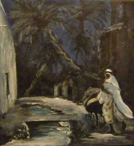 En alg rie peinture suzanne accaries for Peinture satinee algerie prix