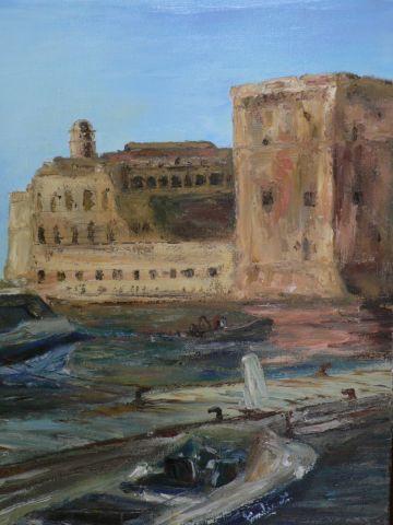 Entree du vieux port de marseille fort saint jean - Parking vieux port fort saint jean marseille ...